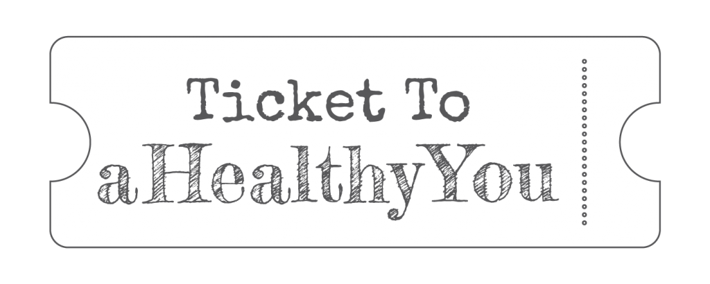 The Vitality Lab - Gewichtsconsulent Den Haag Ticket-to-a-Healthy-You