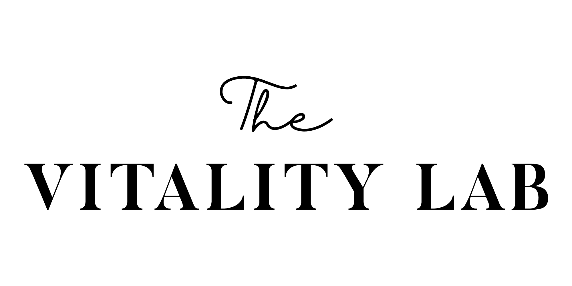 The Vitality Lab - gewichtsconsulent Den Haag Logo 2