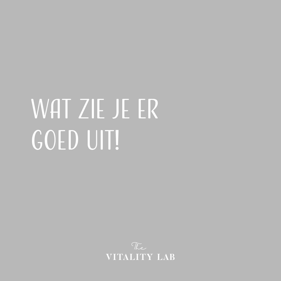 The Vitality Lab - gewichtsconsulent Den Haag - body positivity